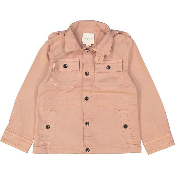 Tino Jacket Pink Denim