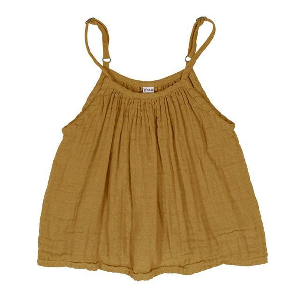 Numero 74 Mia Top Gold - Tiny People Cool Kids Clothes