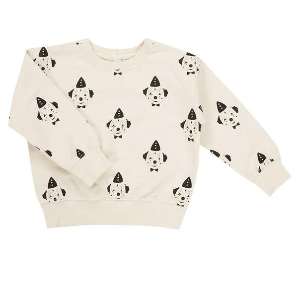Rylee & Cru Clowns Sweatshirt - Tiny People shop