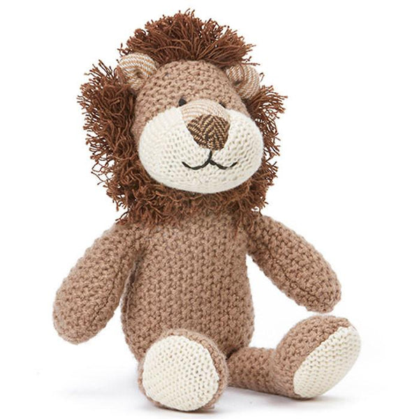 Nana Huchy Hunter The Lion Rattle - Tiny People shop