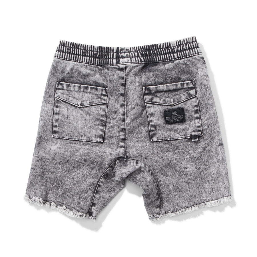 Cool Munster Acid Rip Shorts at Tiny People shop.