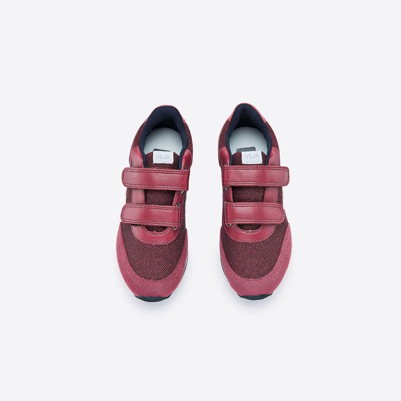 Veja Arcade Burgundy Sneakers shoes - Tiny People Cool Kids Clothes