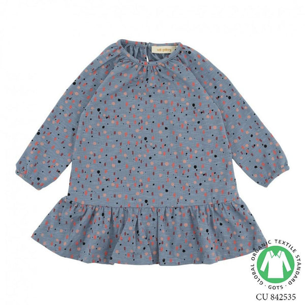 Soft Gallery Alma Dress Citadel Dash - Tiny People Cool Kids Clothes