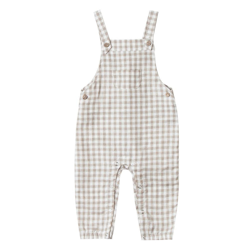 Overall Gingham