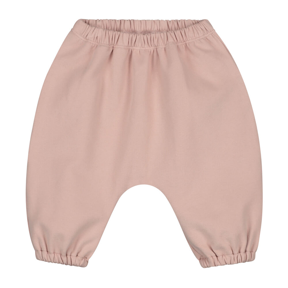 Gray Label Baby Sarouel Pants (Vintage Pink) | Tiny People