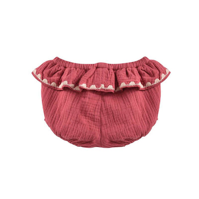 Vallya Bloomers Burgundy
