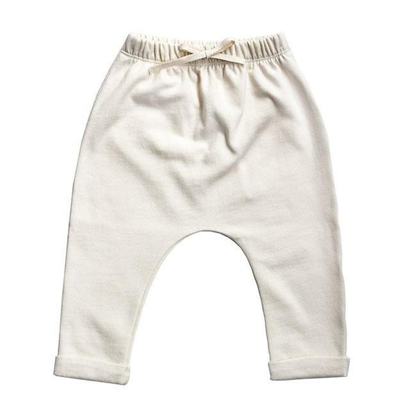 Gray Label Baby Pant Cream - Tiny People Cool Kids Clothes