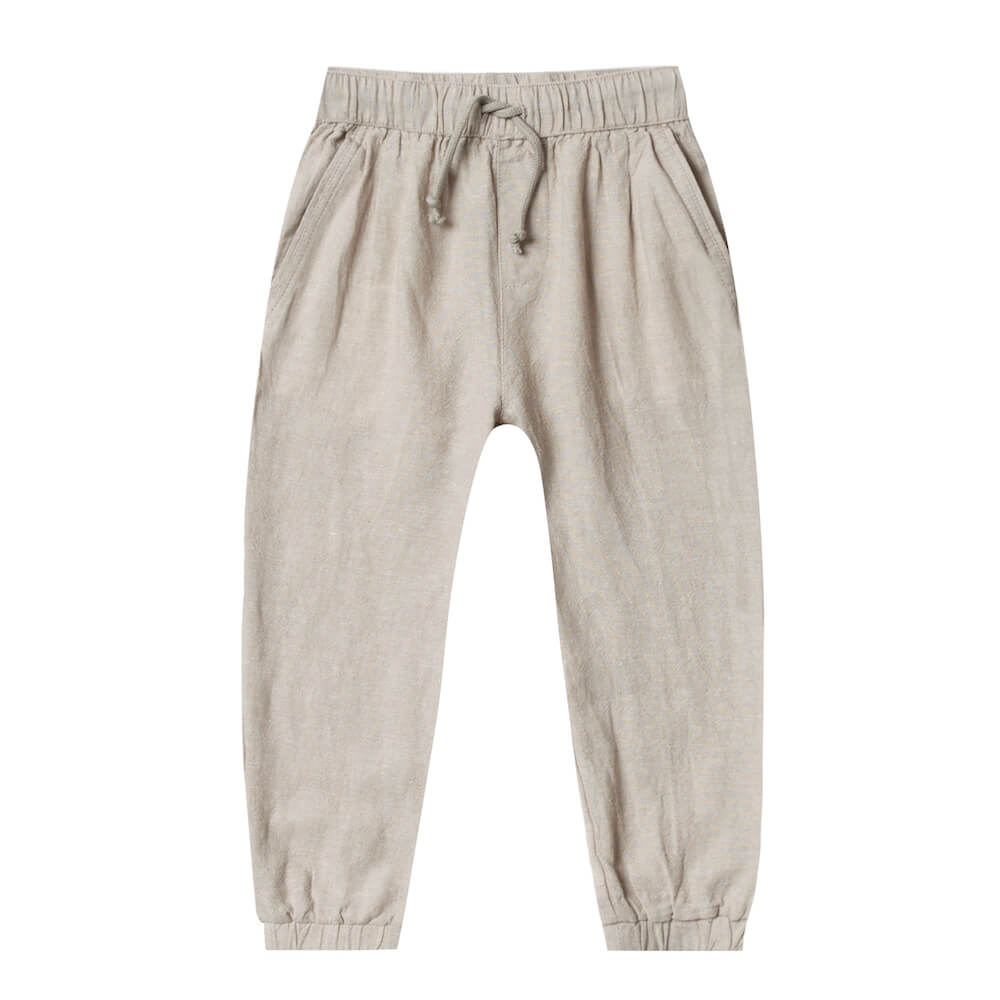 Rylee and Cru Beau Pant Flax | Tiny People