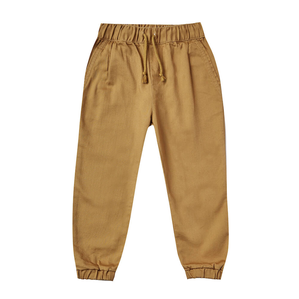 Rylee & Cru Beau Pant Goldenrod | Tiny People