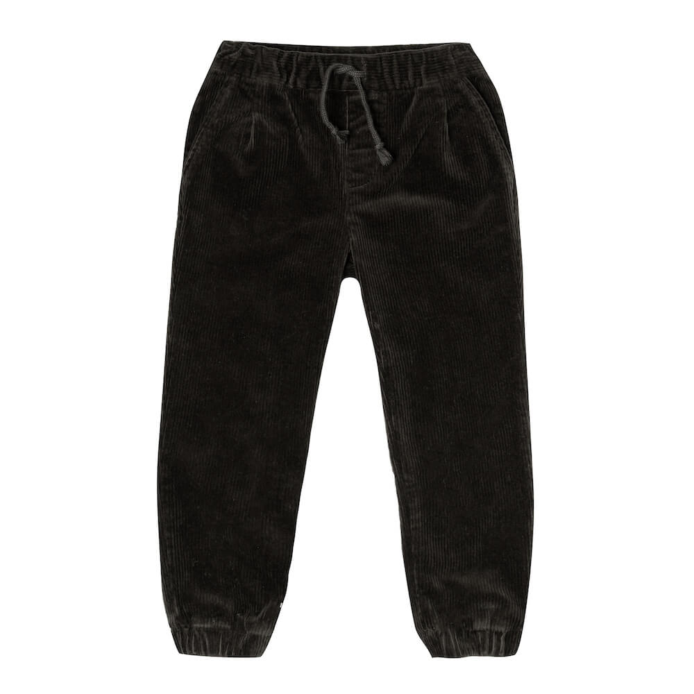 Rylee & Cru Beau Pant Vintage Black | Tiny People