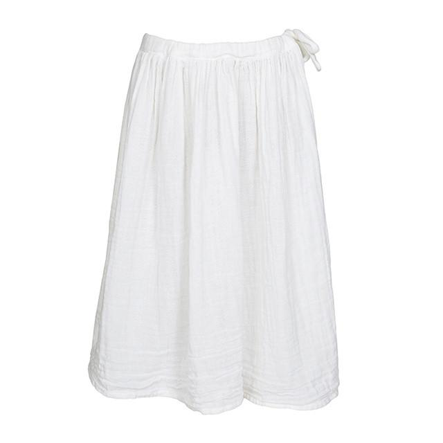 Numero 74 Ava Skirt White Skirts - Tiny People Cool Kids Clothes