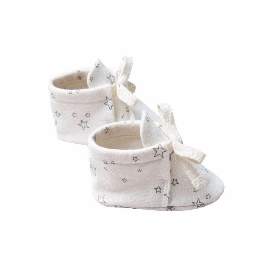 Baby Boots Ivory