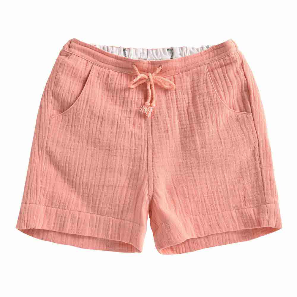 Louise Misha Anandi Shorts Coral | Tiny People