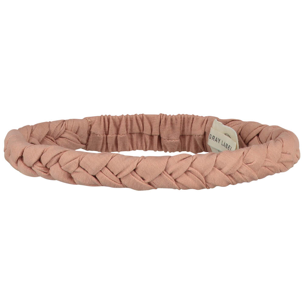 Braid Headband (Rustic Clay)