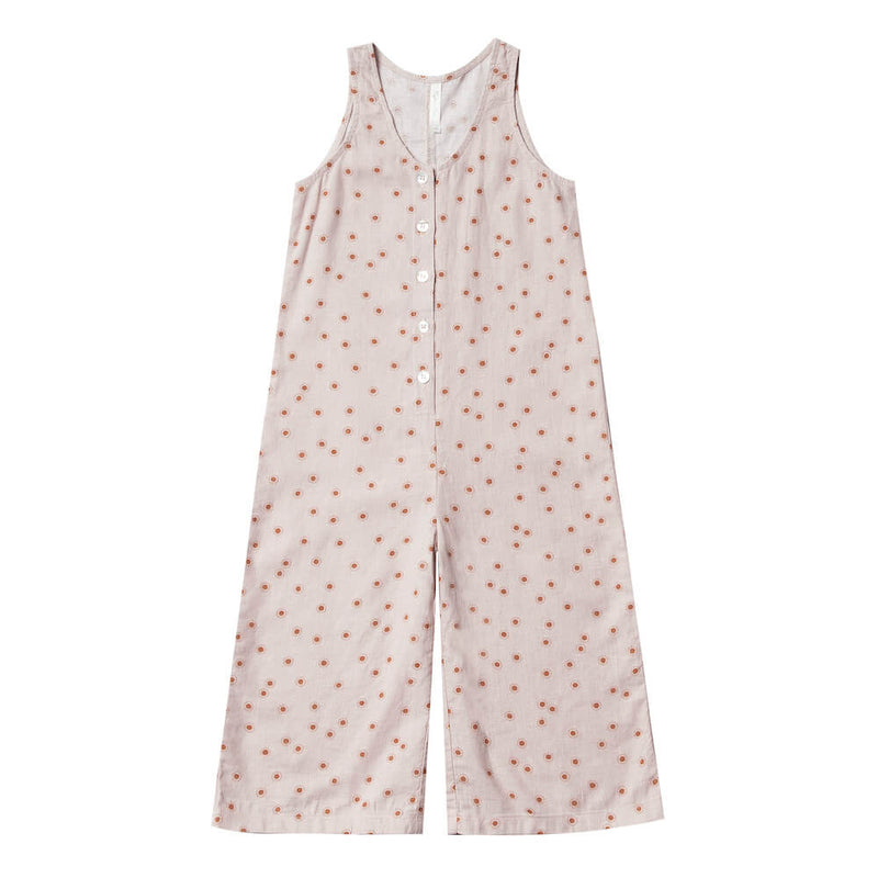 Rylee & Cru Bridgette Jumpsuit Sunburst | Tiny People