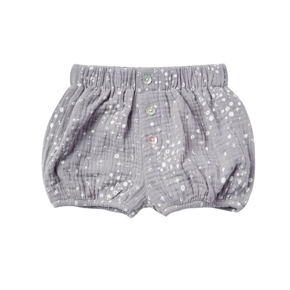 Rylee & Cru Button Short Moondust | Tiny People