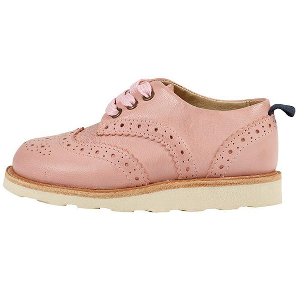 Young Soles Brando Brogue Nude - Tiny People shop