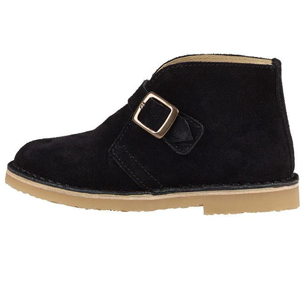 Harry Desert Boot Black