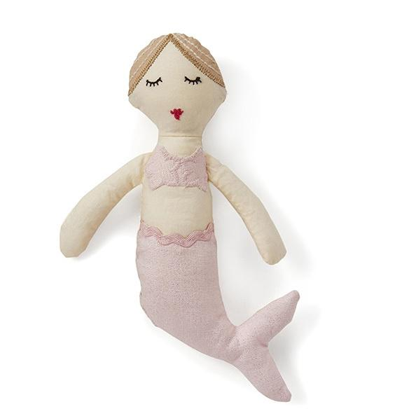 Nana Huchy Milla Mermaid Hand Rattle - Tiny People Cool Kids Clothes Byron Bay