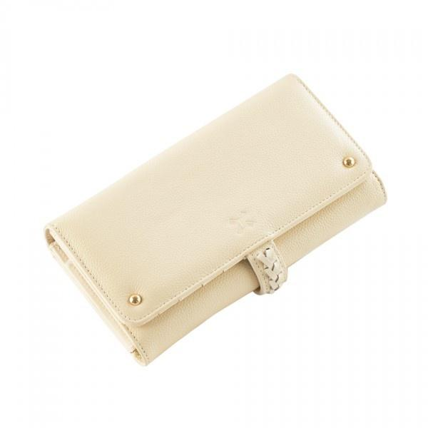 Sancia Giselle Wallet Creme - Tiny People Cool Kids Clothes