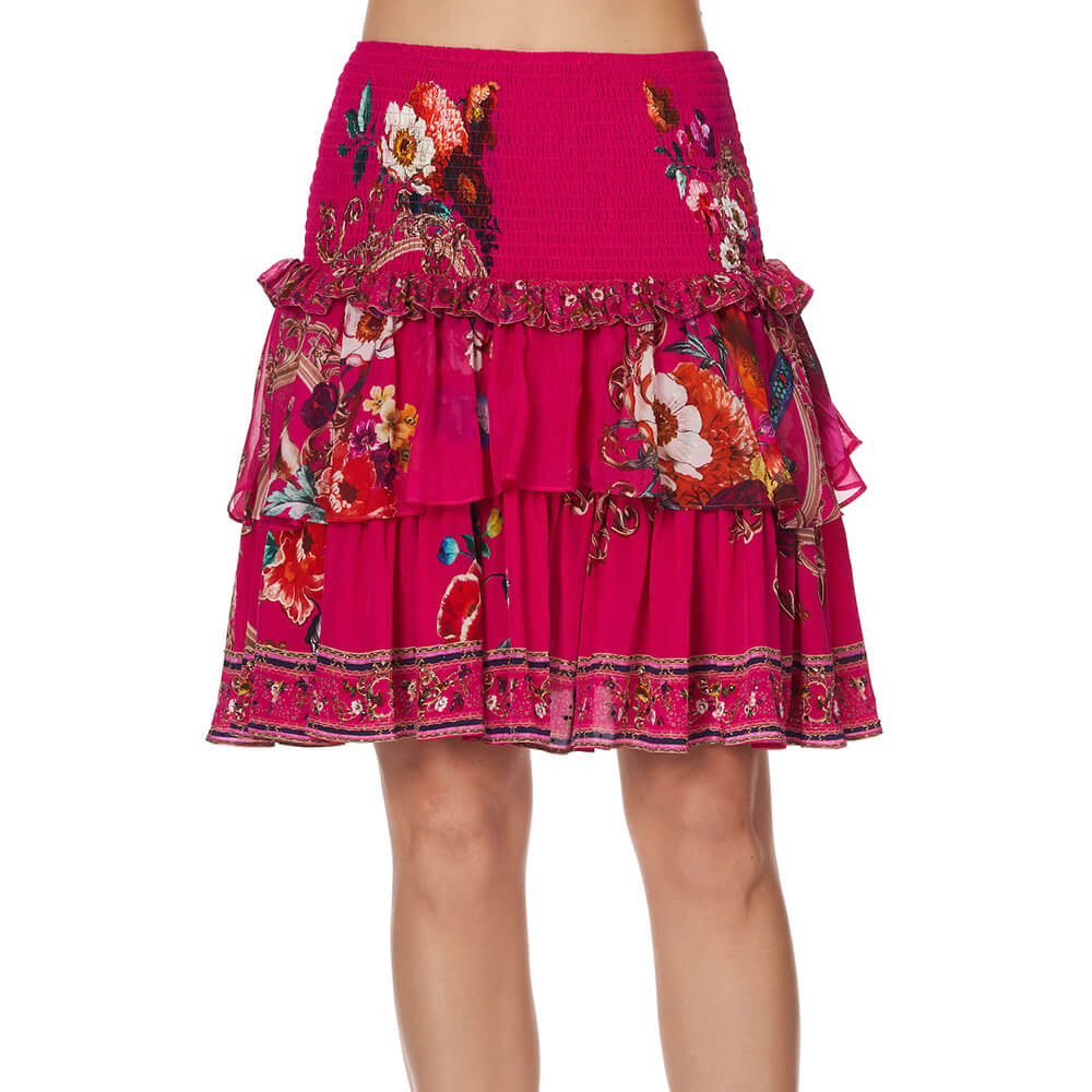 Camilla Apple Eyed Layered Frill Skirt | Tiny People