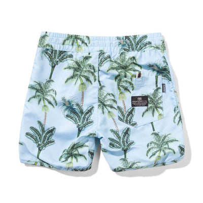 Munster Kids Cracker Board Shorts Blue Shorts - Tiny People Cool Kids Clothes