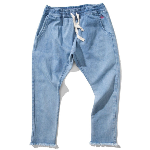 Missie Munster Dusty Jeans Bleached Blue - Tiny People Cool Kids Clothes