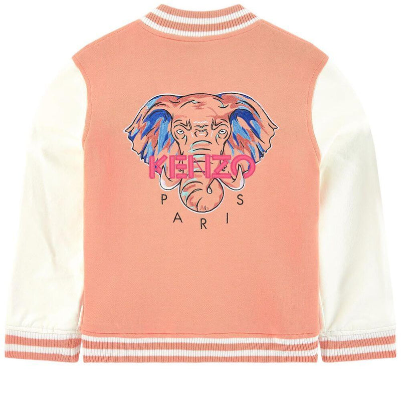 Kenzo Disco Jungle Girls Jacket | Tiny People