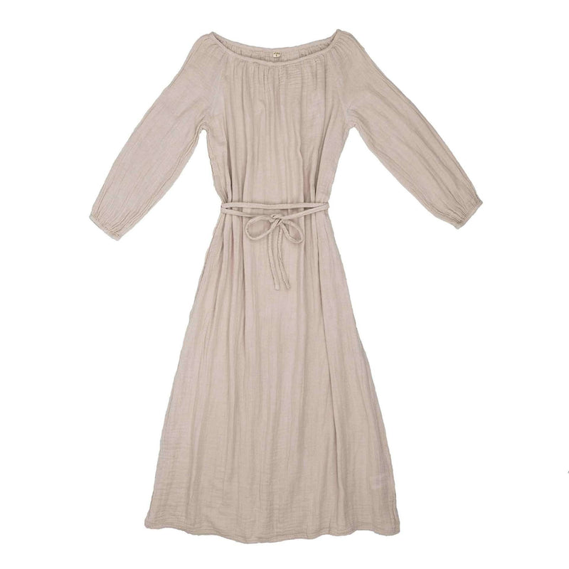 Numero 74 Nina Dress Long Women's Powder | Tiny People