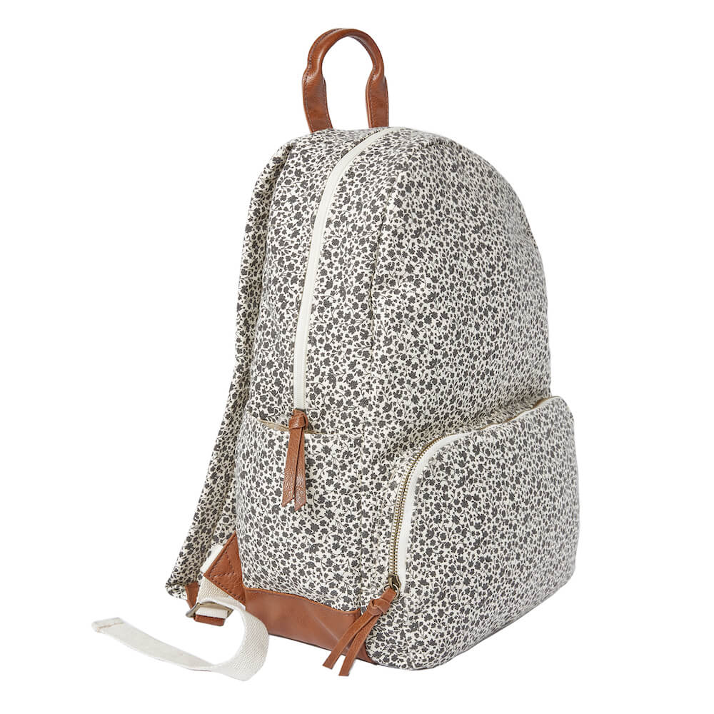 Rylee & Cru Flower Field Dome Backpack | Tiny People