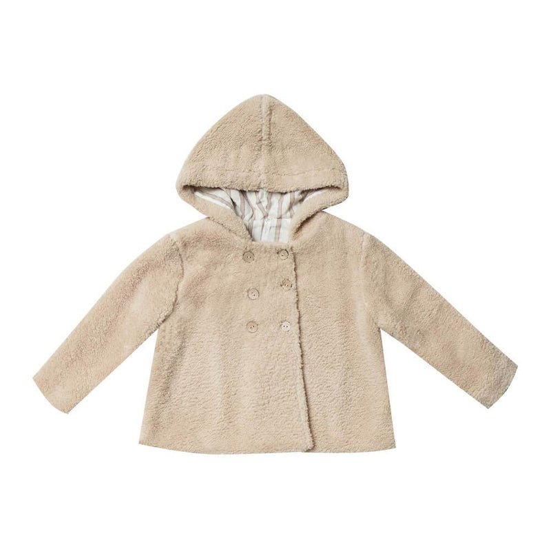 Rylee & Cru Double Breasted Coat Outerwear - Tiny People Cool Kids Clothes
