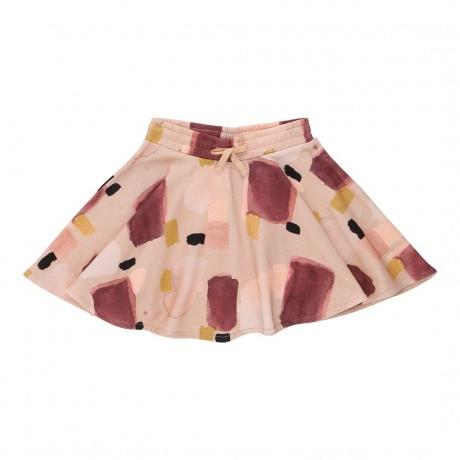 Soft Gallery Corinne Skirt Misty Rose Peinture - Tiny People Cool Kids Clothes Byron Bay