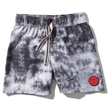 Munster Kids Owens Boardshort Black - Tiny People Cool Kids Clothes Byron Bay