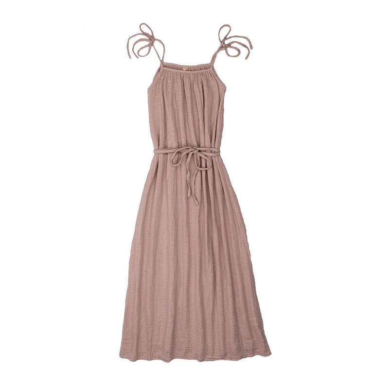 Numero 74 Mia Dress Long Women's Dusty Pink - Tiny People Cool Kids Clothes Byron Bay