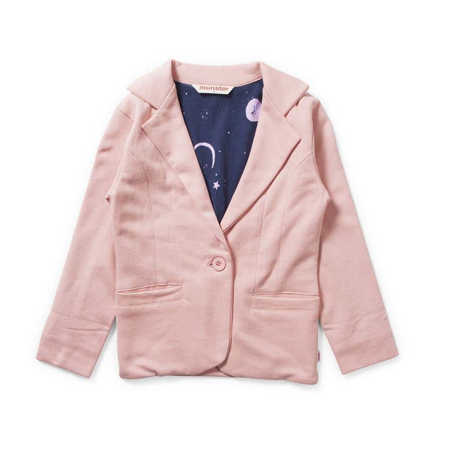 Missie Munster Bradshaw Fleece Jacket - Tiny People Cool Kids Clothes Byron Bay