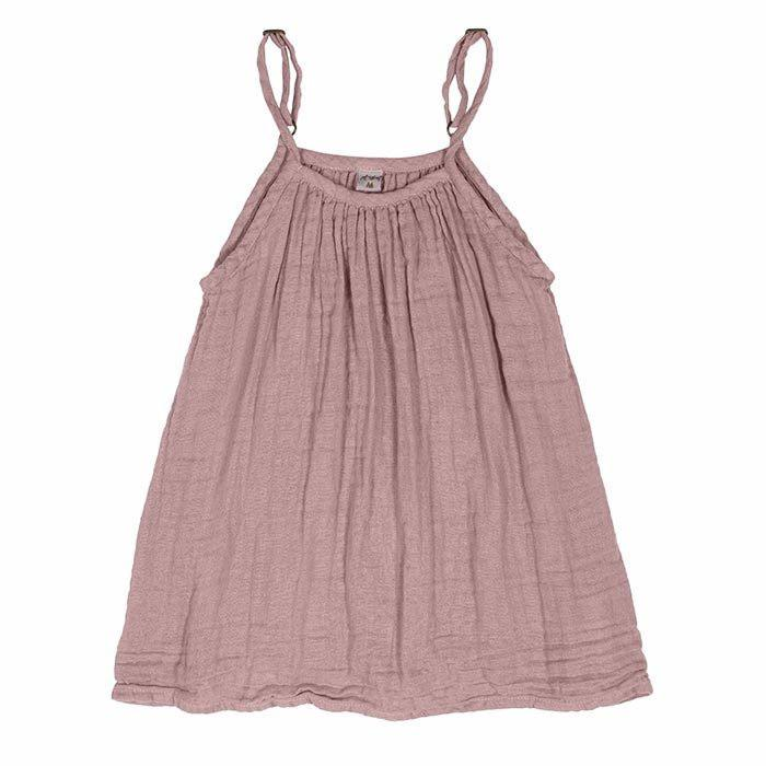 Numero 74 Mia Dress Dusty Pink | Tiny People
