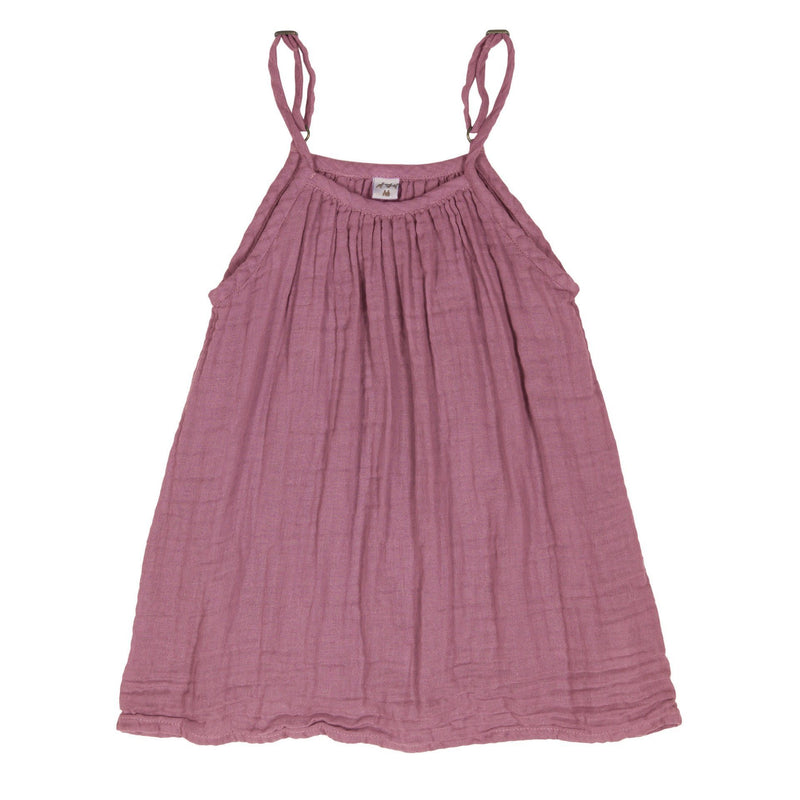 Numero 74 Mia Dress Baoab Rose | Tiny People