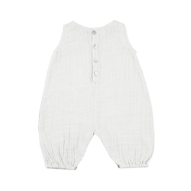 Numero 74 Stef Baby Combi White - Tiny People Cool Kids Clothes Byron Bay