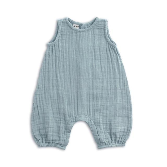 Numero 74 Stef Baby Combi Sweet Blue - Tiny People Cool Kids Clothes Byron Bay