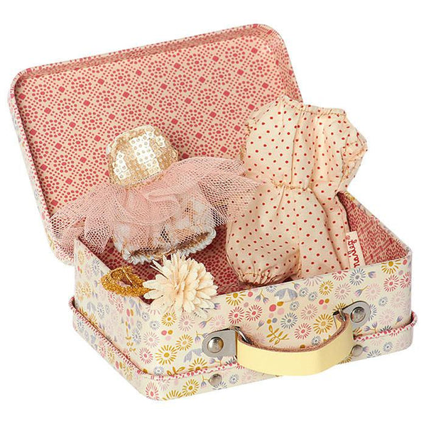 Maileg Ballerina Set Suitcase - Tiny People shop