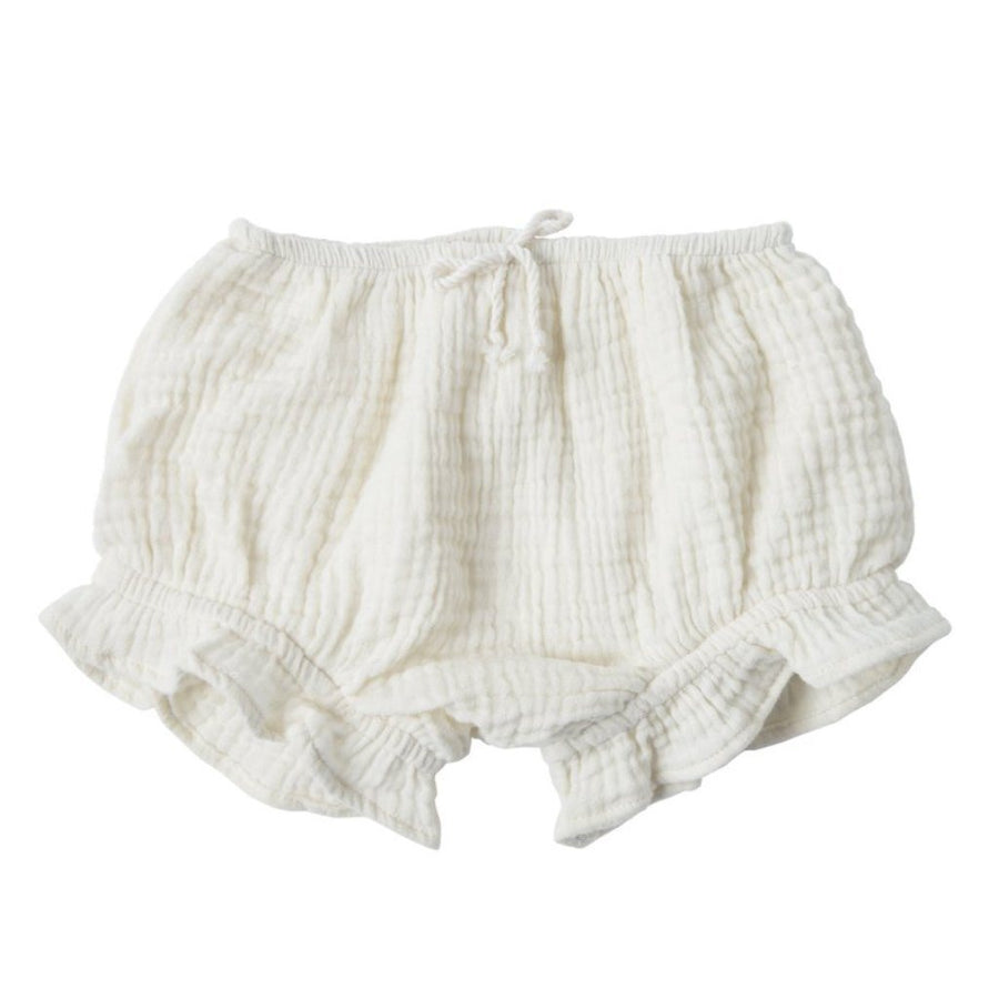 Rylee & Cru Flutter Bloomers Ivory - Tiny People Cool Kids Clothes Byron Bay