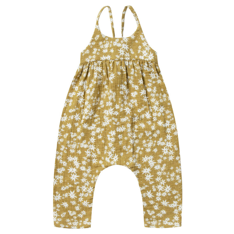 Rylee and Cru Scattered Daisy Gigi Jumpsuit | Tiny People