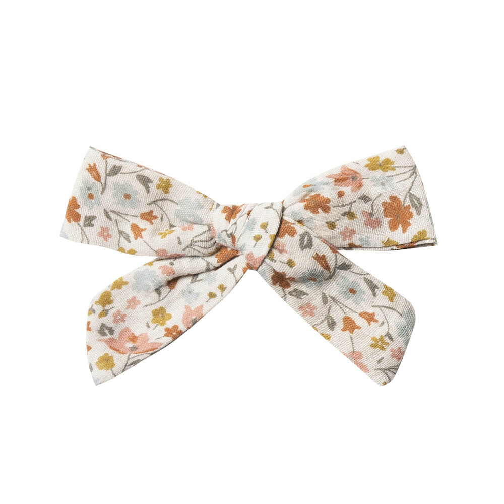 Rylee & Cru Girl Bow Flower Field | Tiny People
