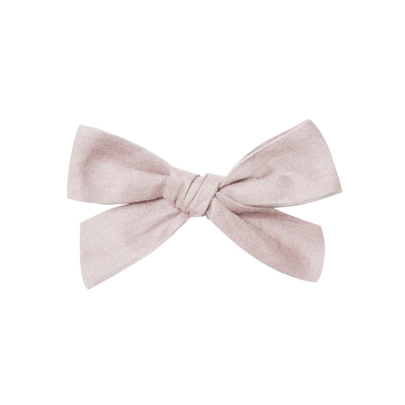 Rylee & Cru Girl Bow Lilac | Tiny People