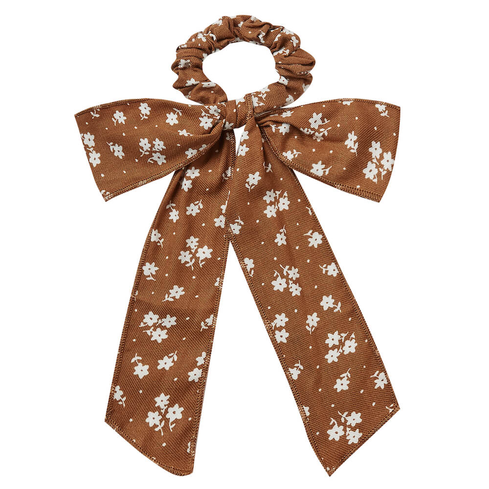 Rylee & Cru Hair Scarf Cinnamon Ditsy | Tiny People