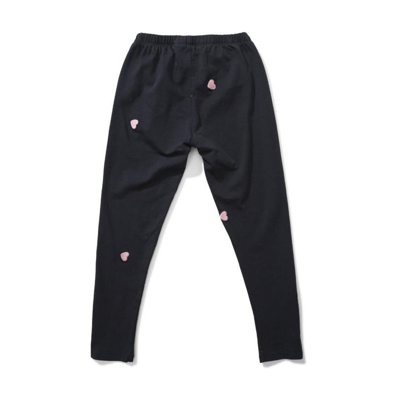 Girlfriend Pants Soft Black