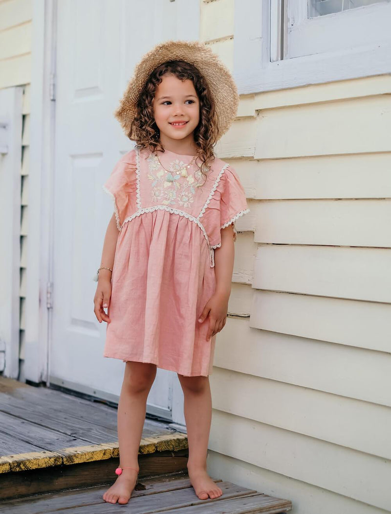 Louise Misha Khalo Dress Sienna | Tiny People