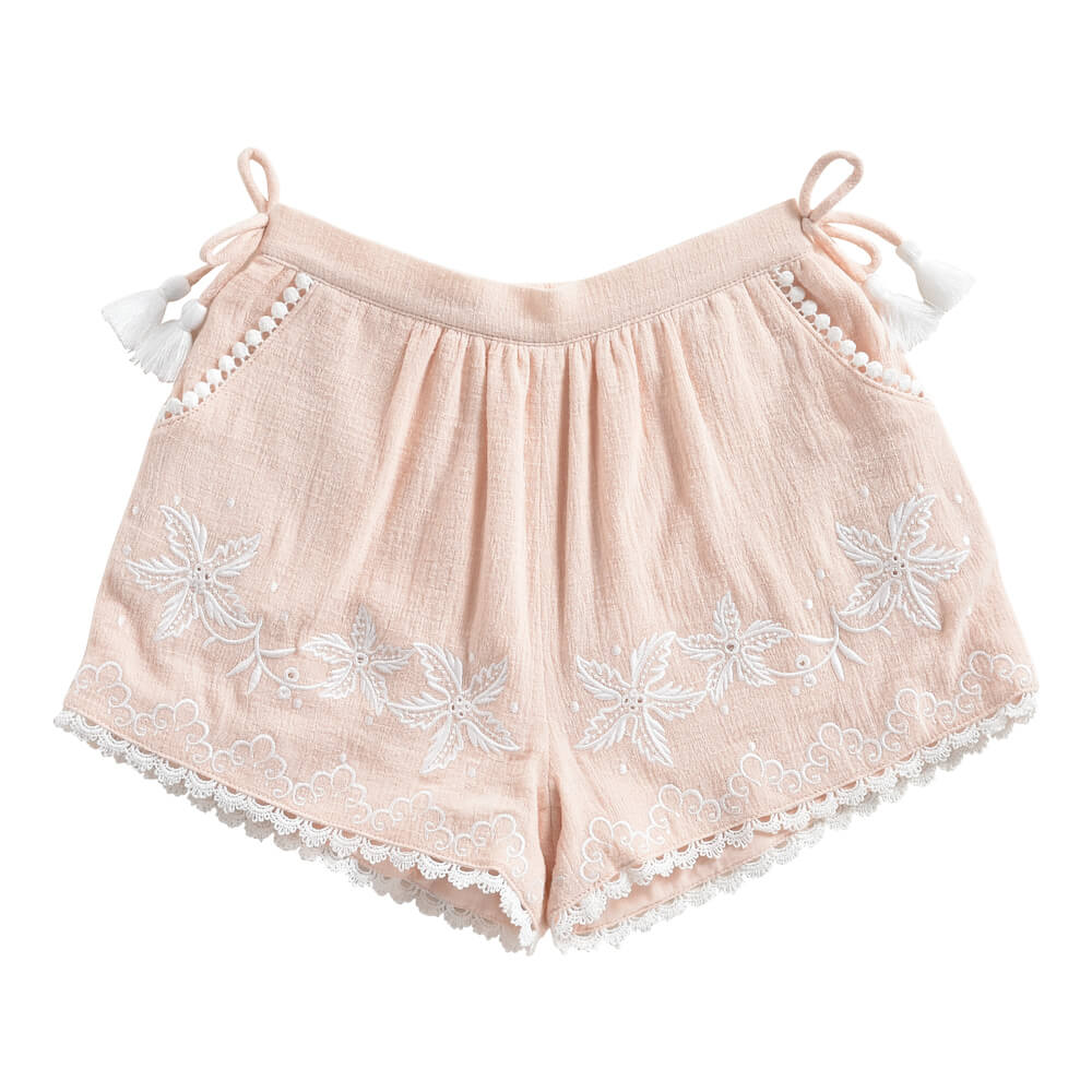 Louise Misha Maracas Shorts Blush | Tiny People