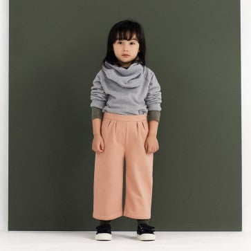 Gray Label Culotte (Rustic Clay) | Tiny People