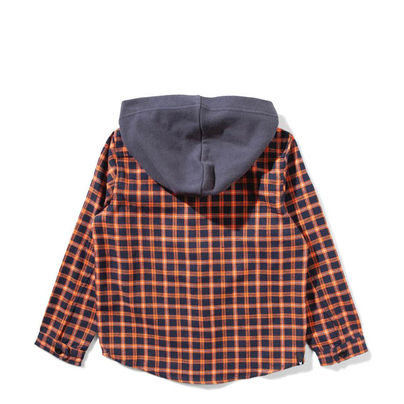 Huffle 3 Shirt Orange